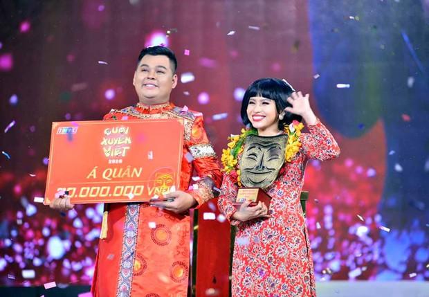 Ngọc Phước lãnh 100 triệu tiền Quán quân Cười Xuyên Việt, Minh Dự lập tức vào đòi nợ - Ảnh 2.