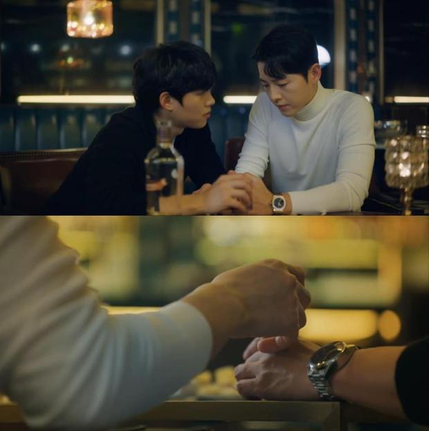 """Ly dị Song Hye Kyo, Song Joong Ki thân mật với 1 sao nam đến mức được """"ship"""" rầm rộ khắp MXH - Ảnh 3."""