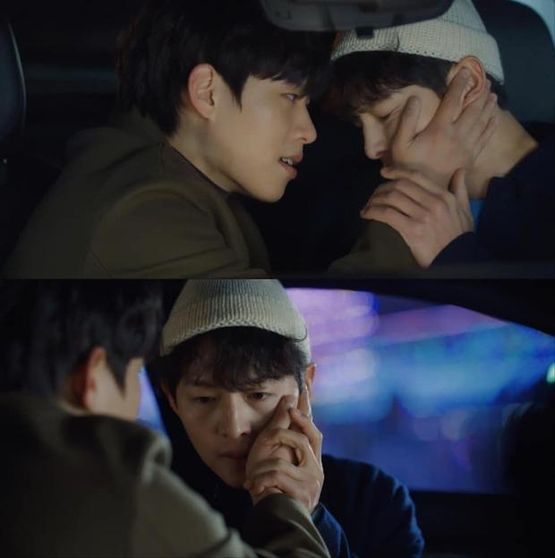 """Ly dị Song Hye Kyo, Song Joong Ki thân mật với 1 sao nam đến mức được """"ship"""" rầm rộ khắp MXH - Ảnh 10."""