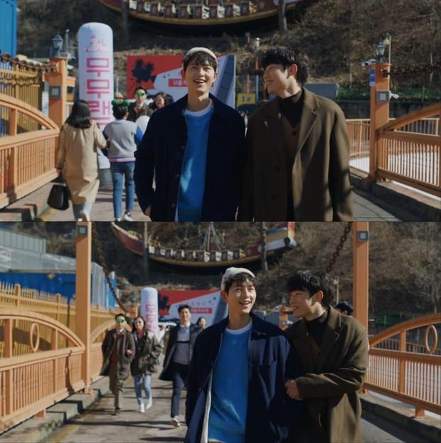 """Ly dị Song Hye Kyo, Song Joong Ki thân mật với 1 sao nam đến mức được """"ship"""" rầm rộ khắp MXH - Ảnh 4."""