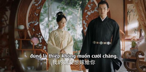 Đàm Tùng Vận tự lật lại loạt phốt bỏ trốn làm Chung Hán Lương sôi máu ở Cẩm Tâm Tựa Ngọc tập 34 - Ảnh 5.