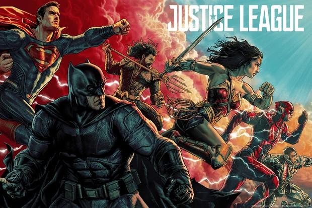 Justice League bản full thay đổi tương lai DC cực mạnh: Superman bị cắm sừng, Harley Quinn ăn thua đủ với Joker? - Ảnh 1.