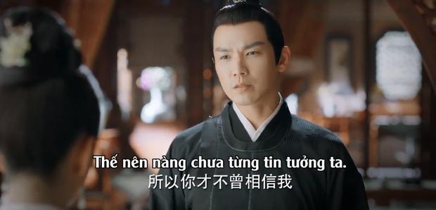 Đàm Tùng Vận tự lật lại loạt phốt bỏ trốn làm Chung Hán Lương sôi máu ở Cẩm Tâm Tựa Ngọc tập 34 - Ảnh 7.