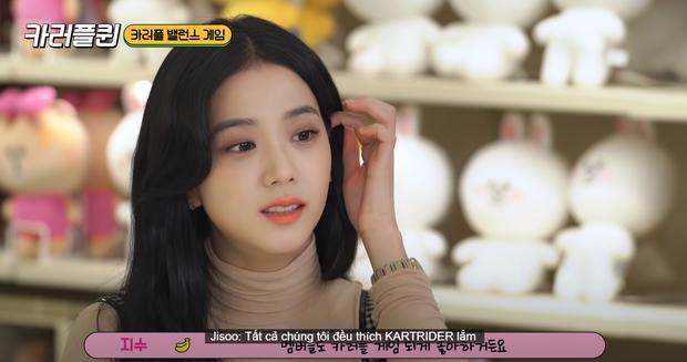 Chứng kiến Jisoo (BLACKPINK) chơi game mới biết hóa ra bấy lâu nay cô nàng là cao thủ ẩn mình - Ảnh 5.