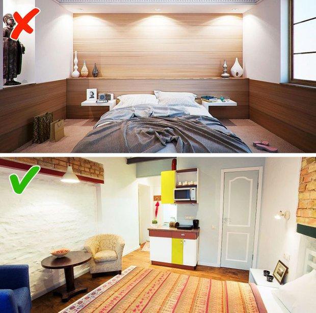 6 tips decor nhà tưởng chuẩn nhưng hoá ra không gút chóp như bạn nghĩ - Ảnh 1.