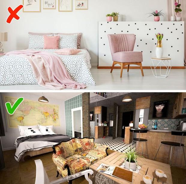 6 tips decor nhà tưởng chuẩn nhưng hoá ra không gút chóp như bạn nghĩ - Ảnh 5.