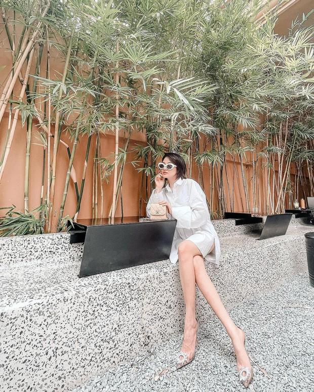 Đọ giá túi hiệu sao Việt tuần này: Toàn đồ nhìn mà mê, Ninh Dương Lan Ngọc còn tậu túi giống Jisoo - Ảnh 6.