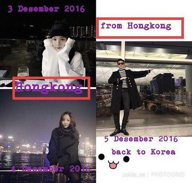 Sau chiếc thìa huyền thoại, đến... cái ly phản chiếu chi tiết hint hẹn hò của Park Min Young - Park Seo Joon - Ảnh 9.