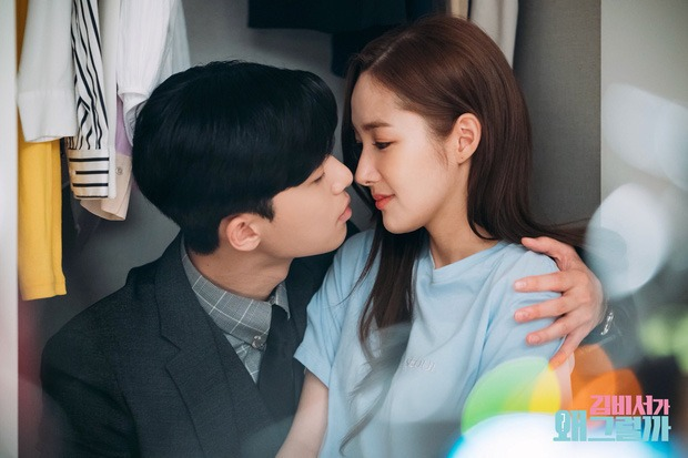 Sau chiếc thìa huyền thoại, đến... cái ly phản chiếu chi tiết hint hẹn hò của Park Min Young - Park Seo Joon - Ảnh 5.