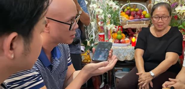 Phan Đinh Tùng và bố mẹ Vân Quang Long gọi điện đối chất Linh Lan: Chính điều đó gây hiểu lầm cho em, khiến em lên Facebook nói này nói nọ - Ảnh 2.