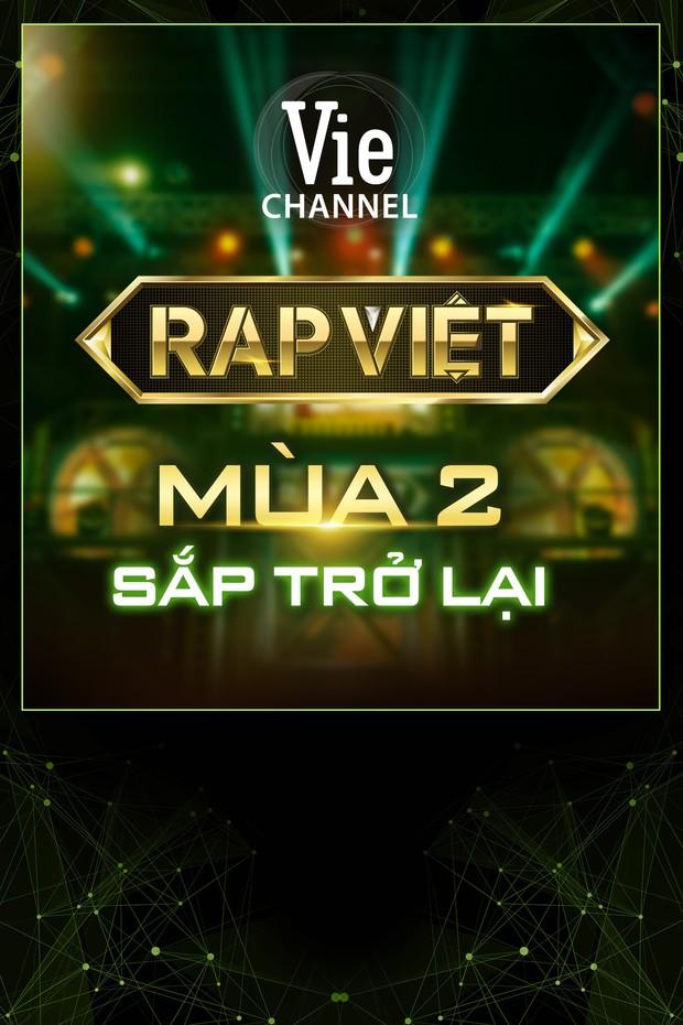 Rap Việt sắp trở lại: 1 HLV tung hint sẽ comeback ghế nóng, netizen thắc mắc có Thành Cry với nghệ sĩ hài Rhymastic, JustaTee khum? - Ảnh 1.