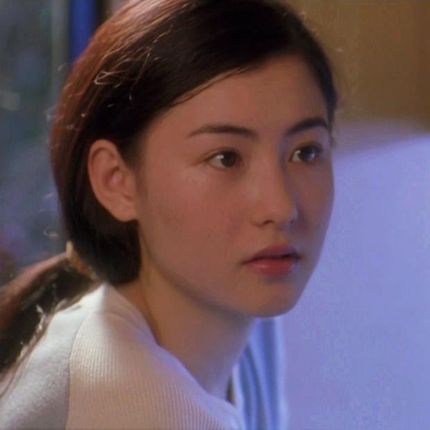 Nhìn lại nhan sắc thuở vào nghề của Trương Bá Chi mới hiểu vì sao Tạ Đình Phong mê như điếu đổ, cả Hong Kong xao xuyến - Ảnh 4.
