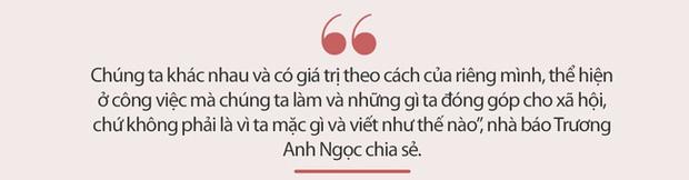 Nhà báo Trương Anh Ngọc và quan điểm gây bão: Vở sạch chữ đẹp, nét chữ nết người đã gò học sinh vào một khuôn mẫu mà không quan tâm đến tâm trạng của trẻ - Ảnh 3.