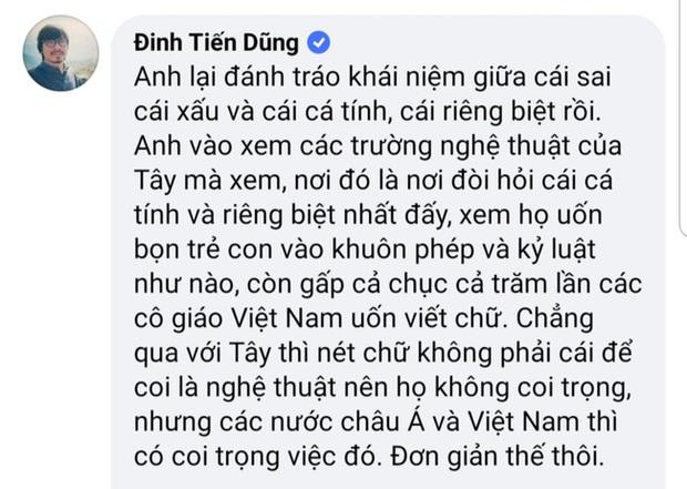 Nhà báo Trương Anh Ngọc và quan điểm gây bão: Vở sạch chữ đẹp, nét chữ nết người đã gò học sinh vào một khuôn mẫu mà không quan tâm đến tâm trạng của trẻ - Ảnh 6.