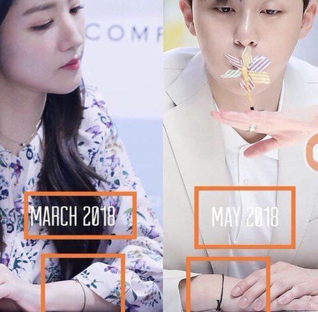 Sau chiếc thìa huyền thoại, đến... cái ly phản chiếu chi tiết hint hẹn hò của Park Min Young - Park Seo Joon - Ảnh 10.