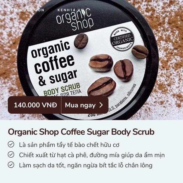 6 scrub tẩy da chết body từ 100k dùng siêu thích, muốn da sáng mịn chị em nên sắm ngay  - Ảnh 4.