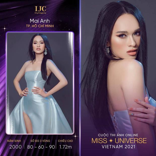 Dàn mỹ nhân chuyển giới đổ bộ Hoa hậu Hoàn vũ: Có cả đại diện Việt Nam tại đấu trường quốc tế - Ảnh 6.