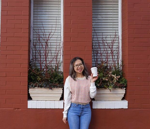 Trước nguy cơ mất học bổng toàn phần vì điểm B-, nữ du học sinh Mỹ nhận ngay bát cháo hành ấm lòng từ bạn cùng phòng - Ảnh 2.