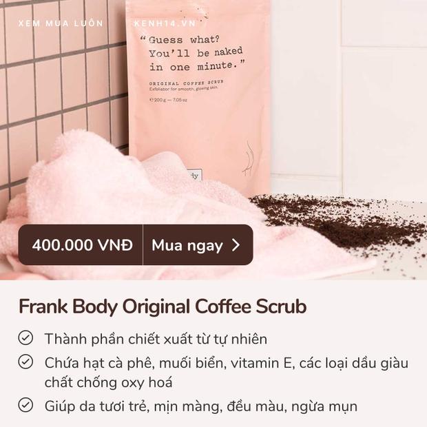 6 scrub tẩy da chết body từ 100k dùng siêu thích, muốn da sáng mịn chị em nên sắm ngay  - Ảnh 6.