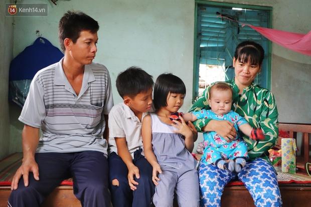 Nuôi mẹ già cùng 2 chị tâm thần, người cha ngã quỵ khi con trai 10 tháng mắc bệnh nguy hiểm: Bán hết ruộng vẫn không đủ tiền cứu chữa! - Ảnh 14.