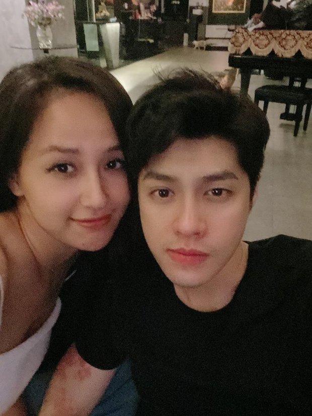 """Mai Phương Thuý - Noo Phước Thịnh công khai tin nhắn gọi nhau là vợ chồng, """"thuyền"""" đã cập bến? - Ảnh 4."""