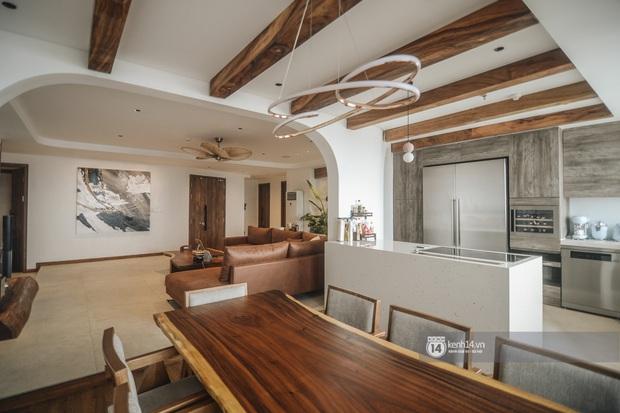 Ca nương Kiều Anh khoe nhà: Căn hộ đập thông 300m2, chi phí sửa sang bằng tiền mua 1 căn chung cư nữa - Ảnh 5.