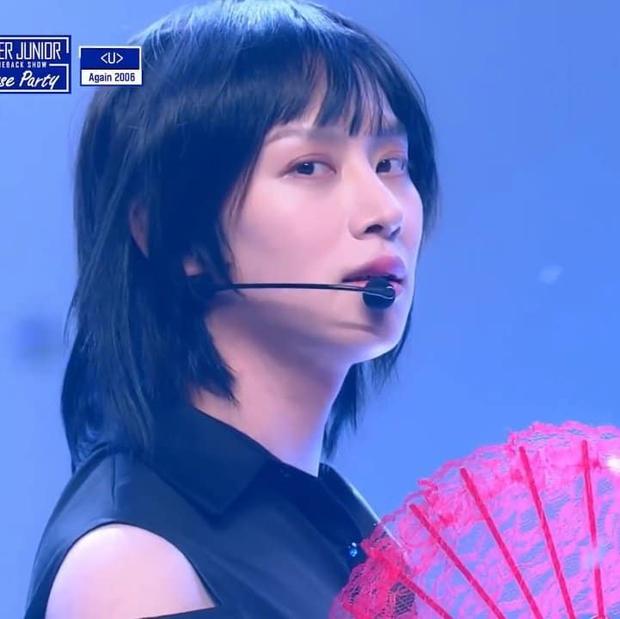 Sốc với visual 15 năm không đổi của Heechul (SUJU), quảng bá bài hit huyền thoại làm 8x và 9x bồi hồi nhưng chưa chắc Gen Z đã biết - Ảnh 7.