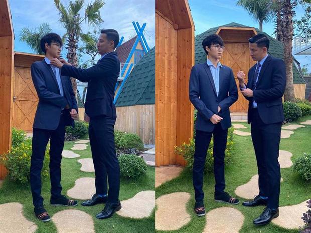 Con trai riêng của Huy Khánh 16 tuổi đã cao vượt bố, học trường quốc tế hơn nửa tỷ, sở hữu bất động sản nhưng gây chú ý về cách xài tiền - Ảnh 5.