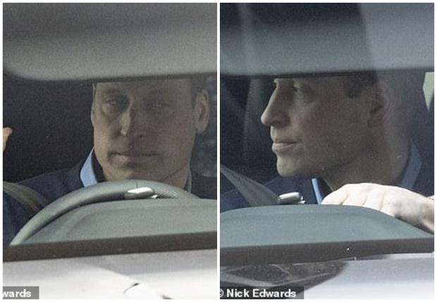 Hoàng tử William xuất hiện hốc hác, Kate xấu hổ sau màn đâm sau lưng của vợ chồng Meghan Markle - Ảnh 2.