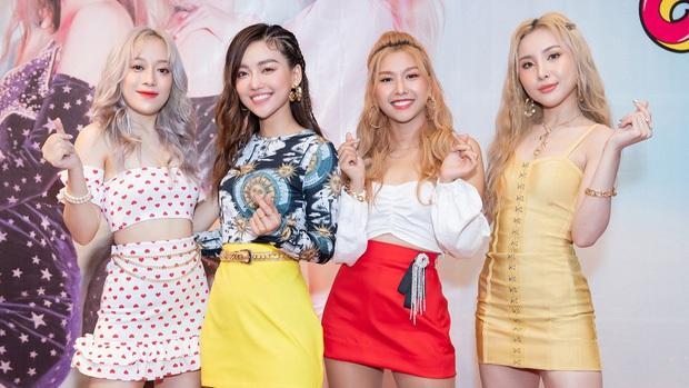 Sau 1 ngày, công ty Đông Nhi - Ông Cao Thắng chính thức lên tiếng và tiết lộ lý do thành viên nữ rời nhóm  - Ảnh 5.
