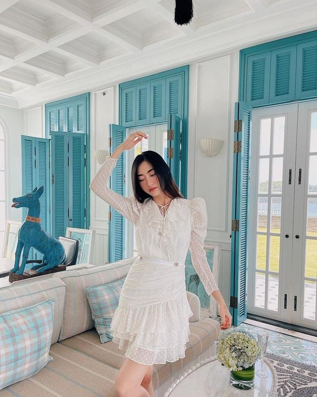 Hội Bông hậu diện váy theo 10 cách siêu xinh và sang, xem mà chốt được bao kiểu đáng sắm cho mùa Hè - Ảnh 4.