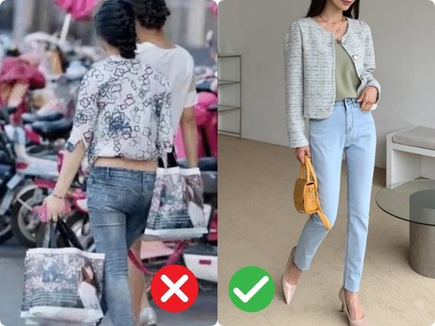 Phụ nữ thích style thanh lịch sẽ chẳng mặc 4 kiểu quần jeans này! - Ảnh 4.