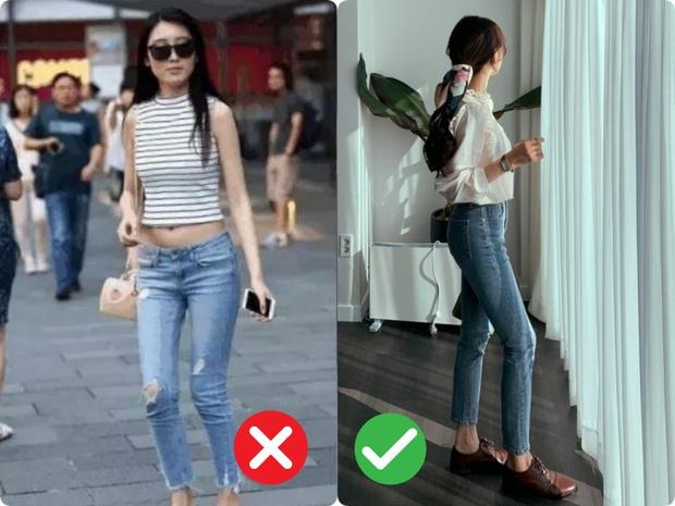 Phụ nữ thích style thanh lịch sẽ chẳng mặc 4 kiểu quần jeans này! - Ảnh 5.