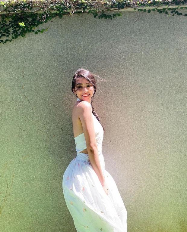 Hội Bông hậu diện váy theo 10 cách siêu xinh và sang, xem mà chốt được bao kiểu đáng sắm cho mùa Hè - Ảnh 8.