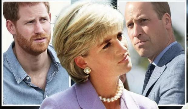 Vợ chồng Harry liên tục nhắc đến tên mẹ quá cố để kể khổ, Hoàng tử William liền có động thái dằn mặt em trai khiến dư luận xôn xao bàn tán - Ảnh 1.