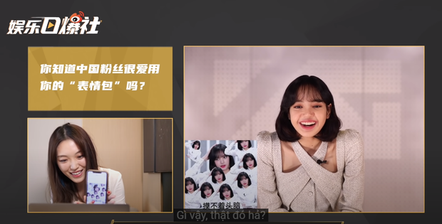 Lisa tự lưu meme của mình rồi gửi cho mẹ, tiết lộ thí sinh yêu thích ở Thanh Xuân Có Bạn 3 - Ảnh 1.