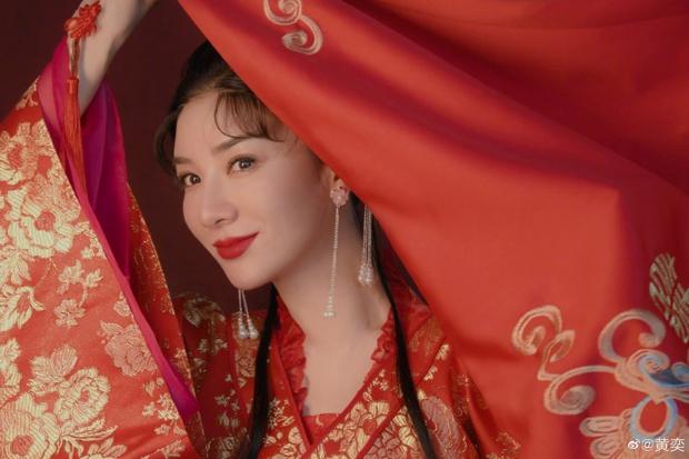 Mỹ nữ Lên Nhầm Kiệu Hoa tung bộ ảnh hoài niệm đẹp siêu thực, sau 21 năm nhan sắc thăng hạng hơn xưa! - Ảnh 3.
