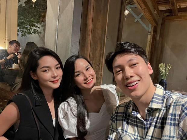 Hot girl thẩm mỹ Vũ Thanh Quỳnh tái ngộ Alan Phạm sau 1 năm kết đôi ở Người Ấy Là Ai mùa 3 - Ảnh 5.