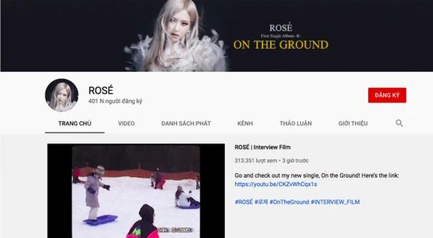 Rosé debut làm YouTuber thứ 3 của BLACKPINK: Hé lộ những thước phim hiếm có thuở bé, bỏ túi ngay nút bạc YouTube - Ảnh 8.