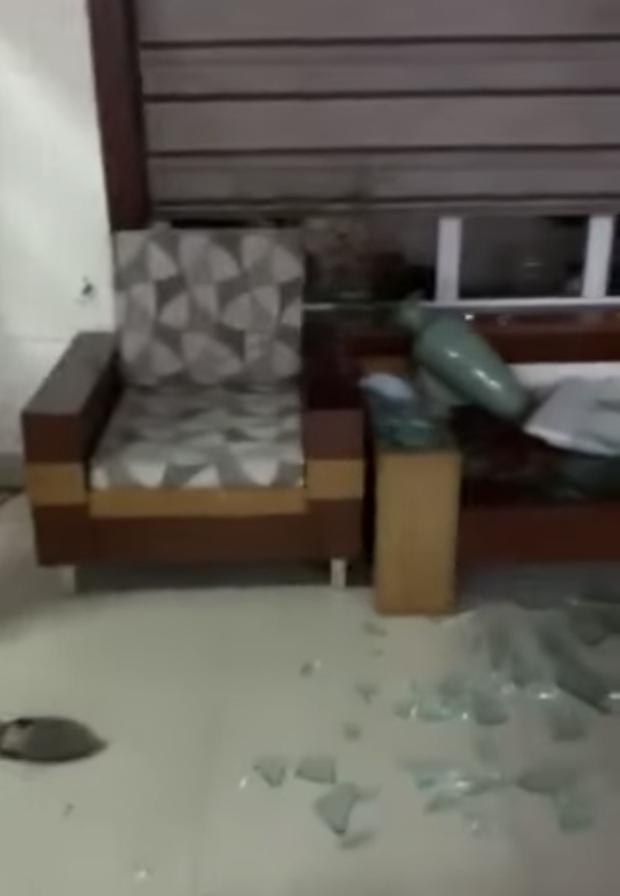 Biến nửa đêm: Quế Vân tung clip tố bạn trai đập phá nhà cửa, bỏ đi vì trà xanh hơn 10 tuổi trong lúc cô mang thai - Ảnh 5.