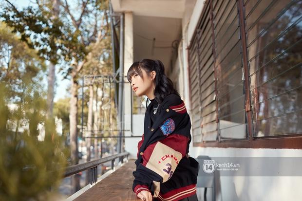 Juky San: Tôi liều và độc đoán nữa, tôi sẽ là một nàng thơ cá tính và mạnh mẽ! - Ảnh 21.