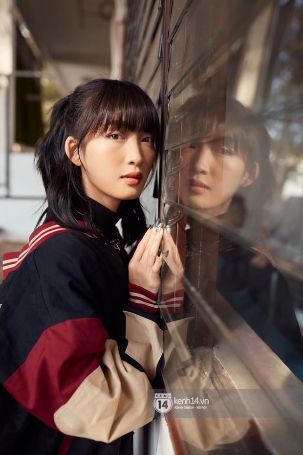 Juky San: Tôi liều và độc đoán nữa, tôi sẽ là một nàng thơ cá tính và mạnh mẽ! - Ảnh 2.