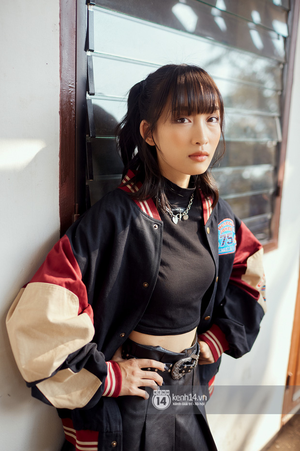 Juky San: Tôi liều và độc đoán nữa, tôi sẽ là một nàng thơ cá tính và mạnh mẽ! - Ảnh 16.