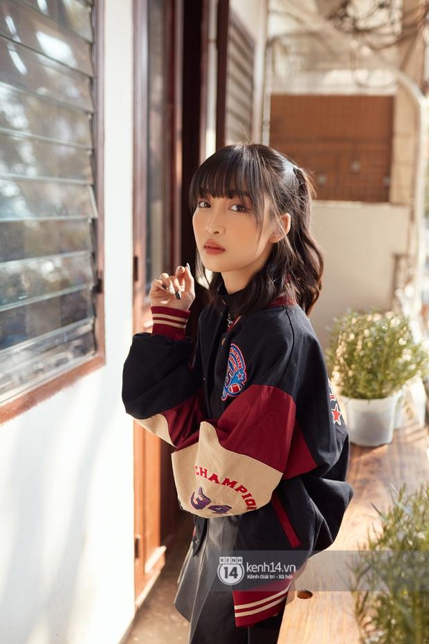 Juky San: Tôi liều và độc đoán nữa, tôi sẽ là một nàng thơ cá tính và mạnh mẽ! - Ảnh 9.