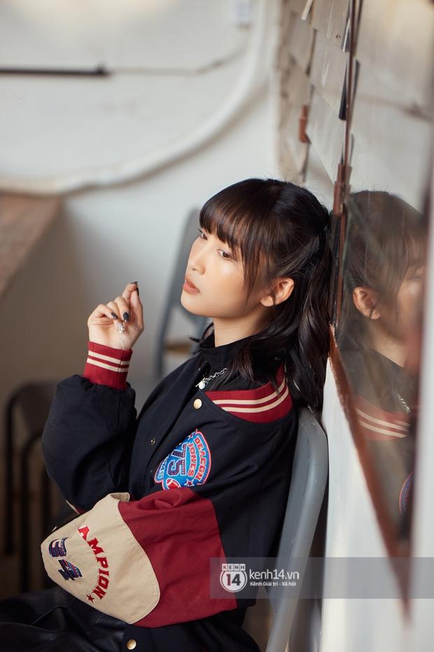Juky San: Tôi liều và độc đoán nữa, tôi sẽ là một nàng thơ cá tính và mạnh mẽ! - Ảnh 3.