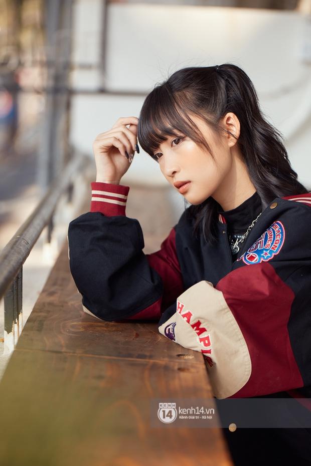 Juky San: Tôi liều và độc đoán nữa, tôi sẽ là một nàng thơ cá tính và mạnh mẽ! - Ảnh 23.