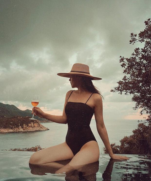 Dàn dâu hào môn chặt đẹp đường đua bikini, ngoài vóc dáng và nhan sắc còn so kè cả thần thái phu nhân - Ảnh 17.