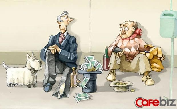 Tác giả Cha giàu, Cha nghèo: Học nhiều không giúp bạn trở nên giàu có và hạnh phúc - Ảnh 2.