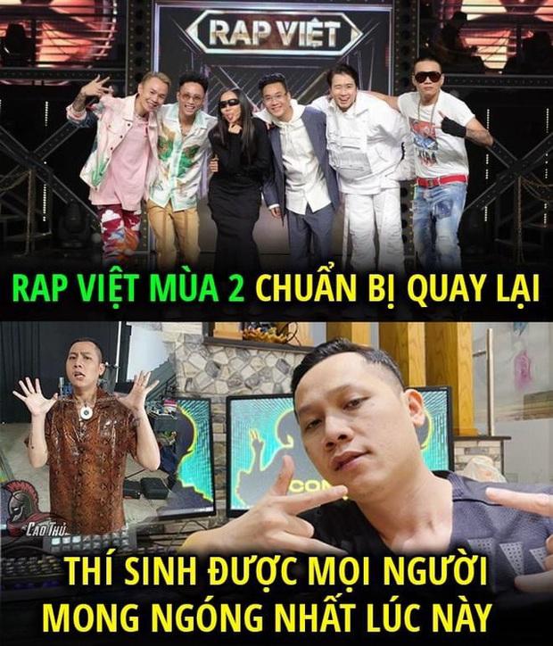 Dân mạng tiếp lửa cho dàn streamer thi Rap Việt mùa 2, tất cả các ứng viên có một điểm chung đặc biệt - Ảnh 1.