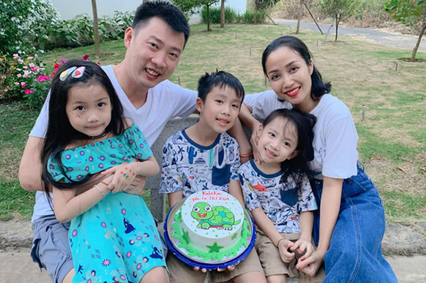 Xem Ốc Thanh Vân nuôi dạy con mà phát ham: Con gái làm điều chỉ 1% thế giới làm được, có ước mơ siêu lạ, con trai tốt nghiệp mầm non sớm trước tuổi - Ảnh 2.